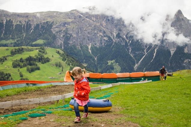 Dolomitas Alpe di Siussi o que fazer