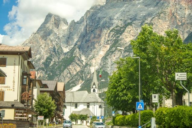 San Vito di Cadore a Cortina dAmpezzo