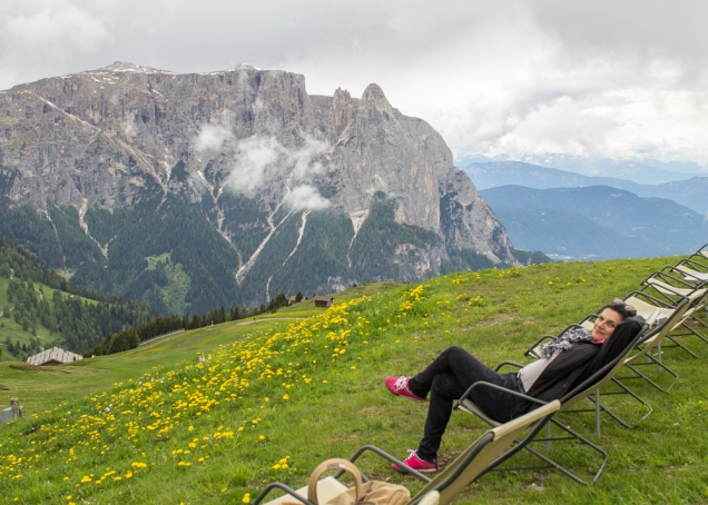 Em Alpe di Siussi - Bullaccia