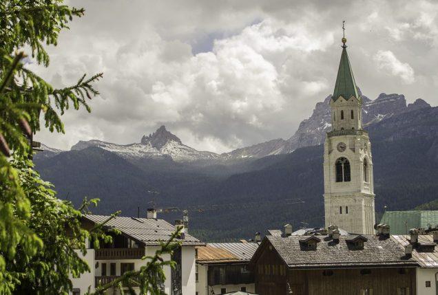 Cortina d Ampezzo Dolomitas