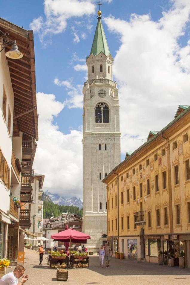 Cortina d'Ampezzo Dolomitas