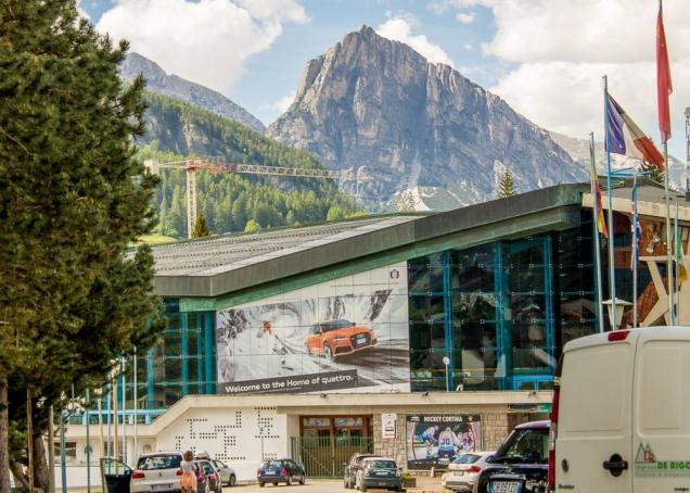 Cortina dAmpezzo Dolomitas