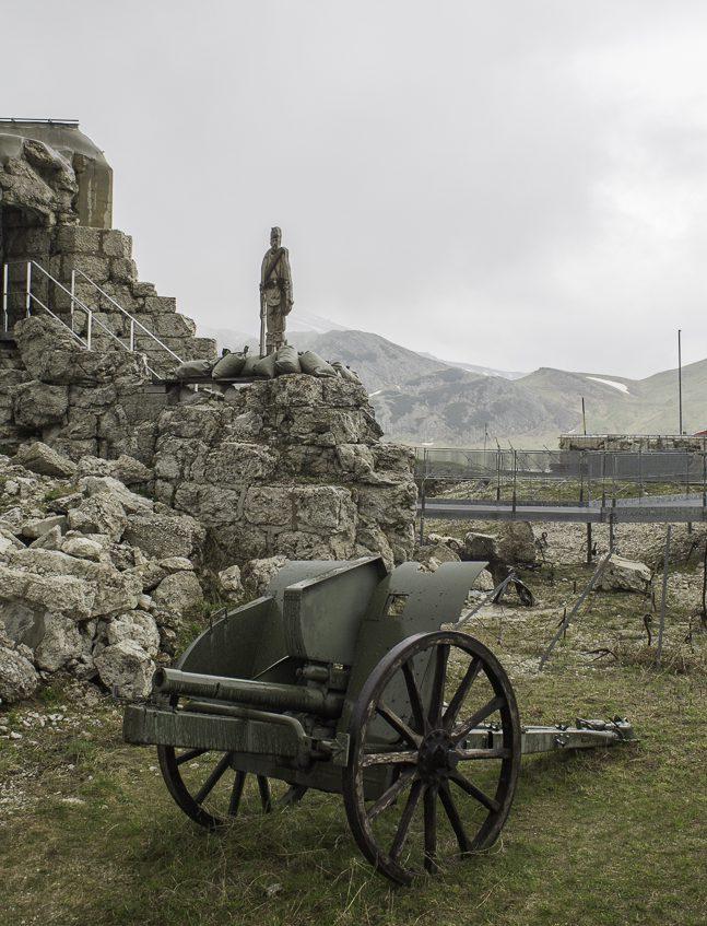 Museu Dolomitas Alpes Italia