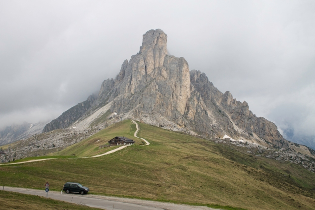 Alpes Italianos Dolomitas