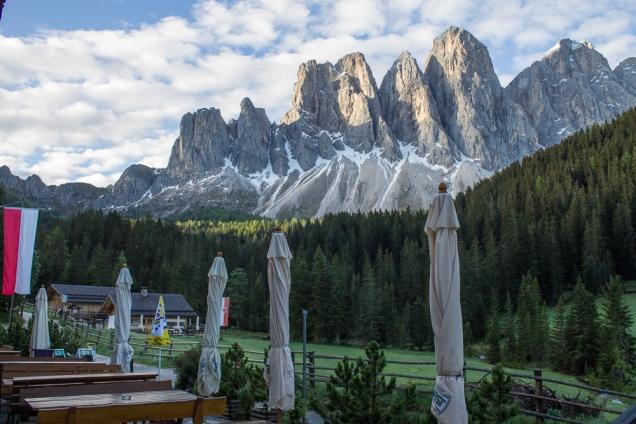 Alpes Italianos que visitar