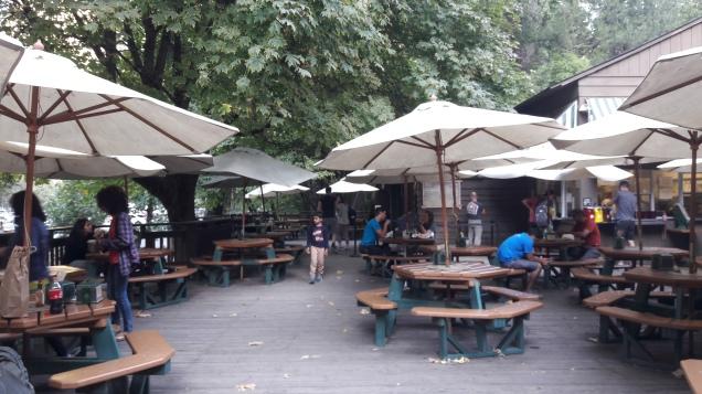 restaurantes em Yosemite