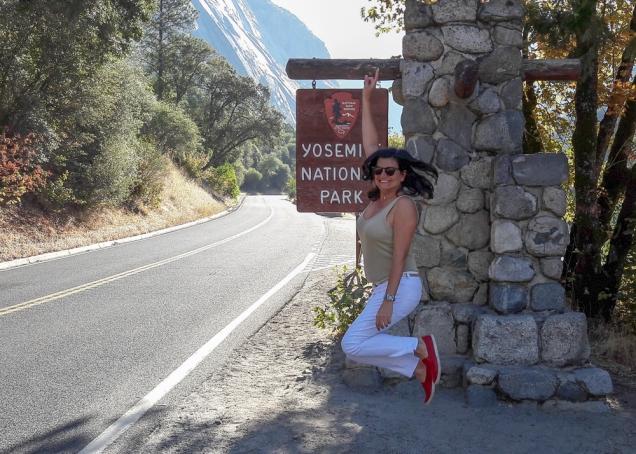 Vamos dar um pulinho em Yosemite?