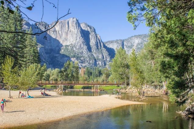 onde comer em Yosemite