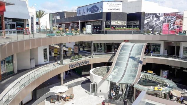 O shopping Santa Monica Place