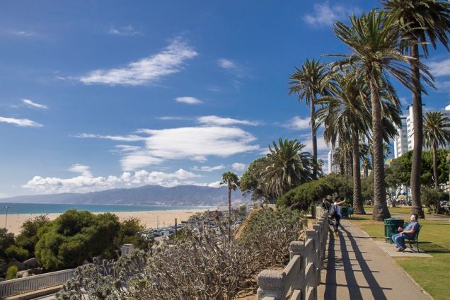 Santa Monica pier dicas