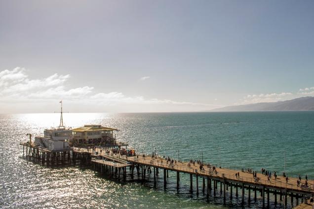 o que fazer em Santa Monica