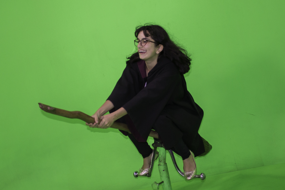Harry Potter truques e cenário em Los Angeles