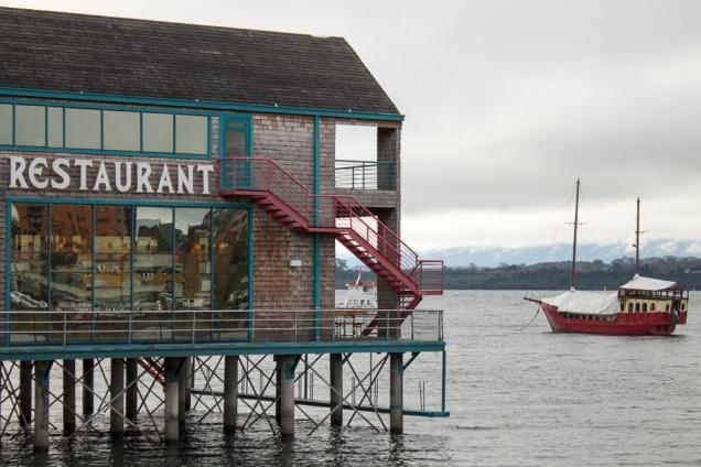 onde comer em Puerto Varas