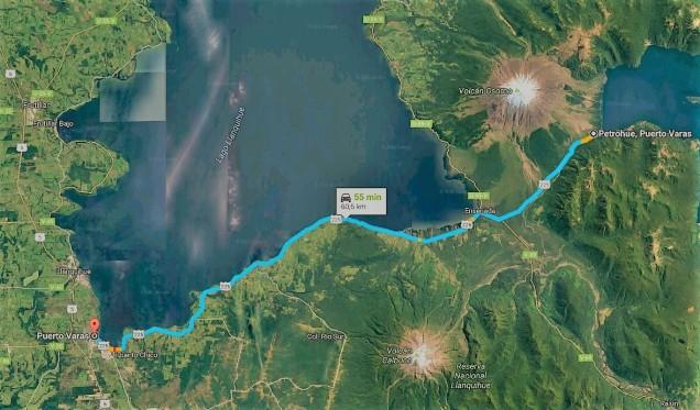 Cruce Andino Puerto Varas