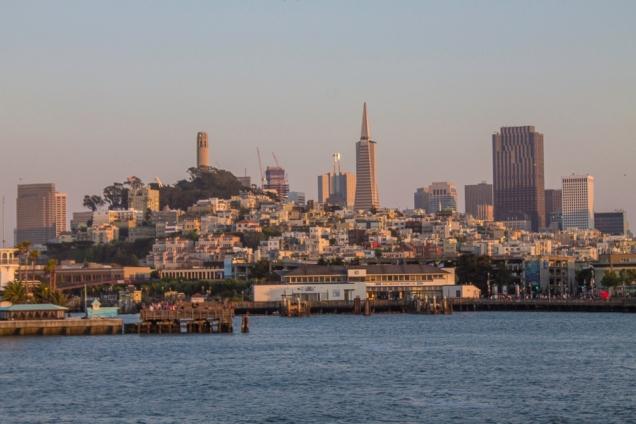 São Francisco vista
