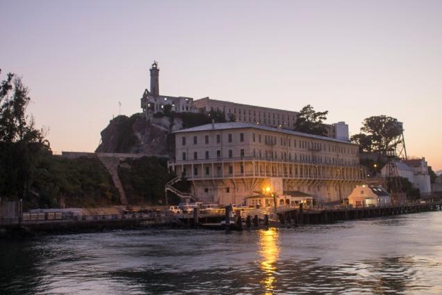 A Ilha de Alcatraz