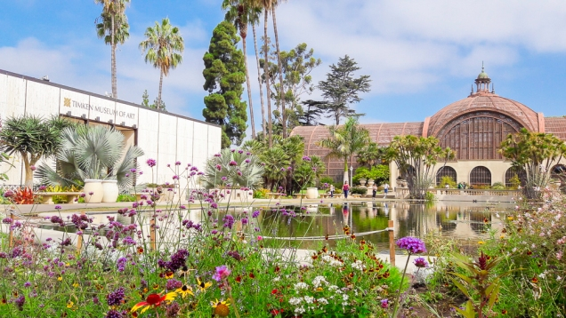 San Diego museus e parques
