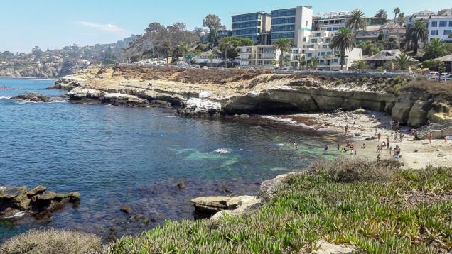 San Diego La Jolla Cove