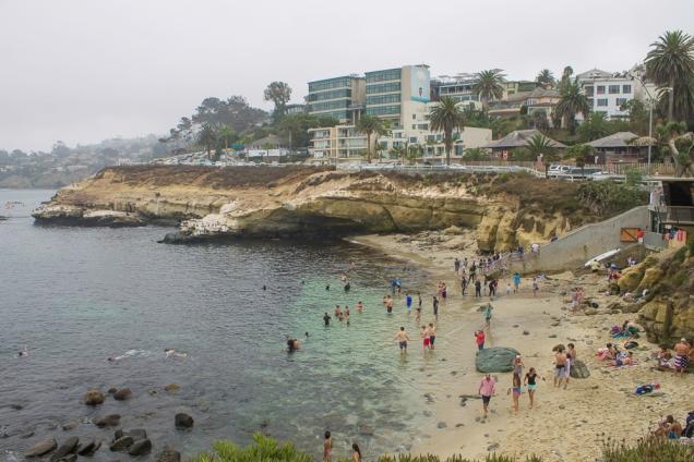 Mergulho em San Diego