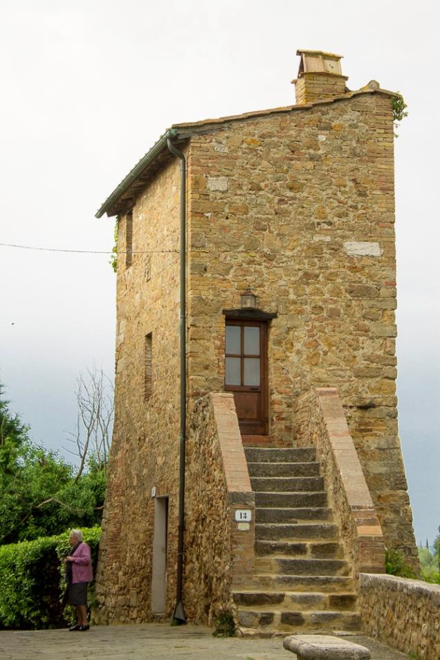 Torre, em San Quirino d'Órcia