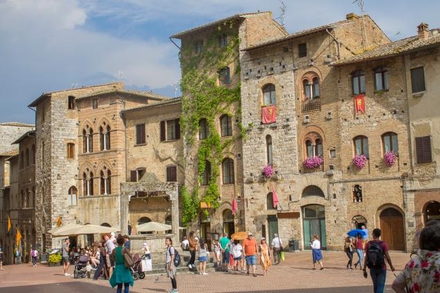 San Gimignano a partir de Florença