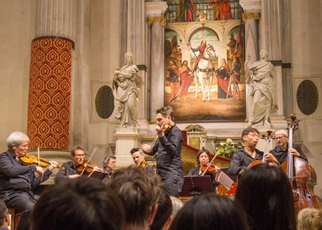 concerto igreja Veneza