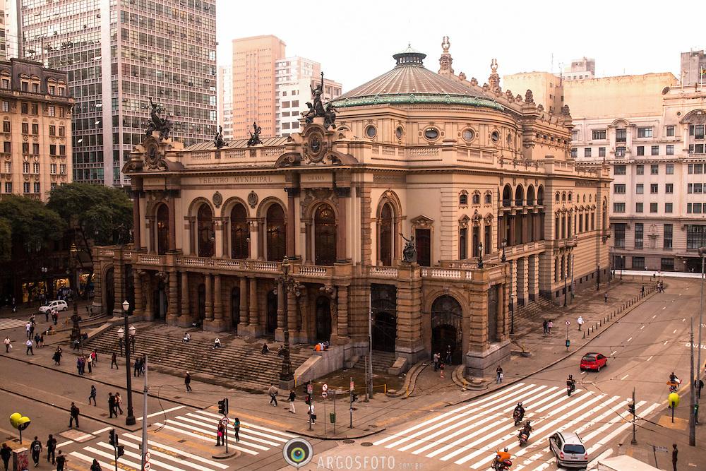Teatro Municipal de Sao Paulo/Municipal Theatre of Sao Paulo