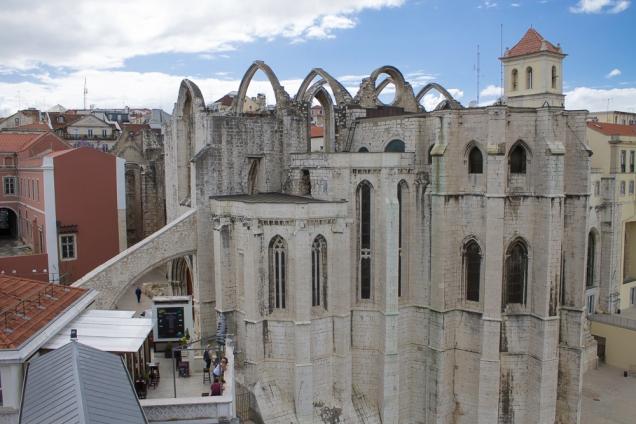 Convento Igreja Lisboa