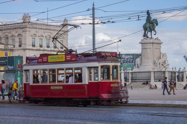 Lisboa conexão aeroporto