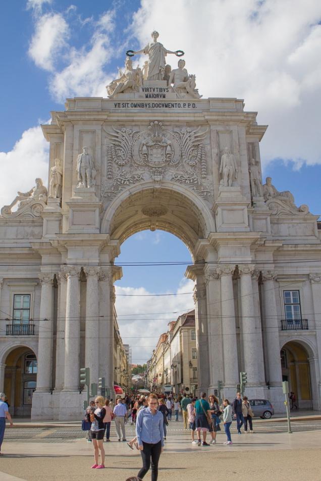conexão em Lisboa