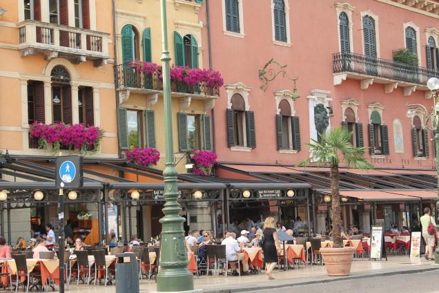 Verona itinerário