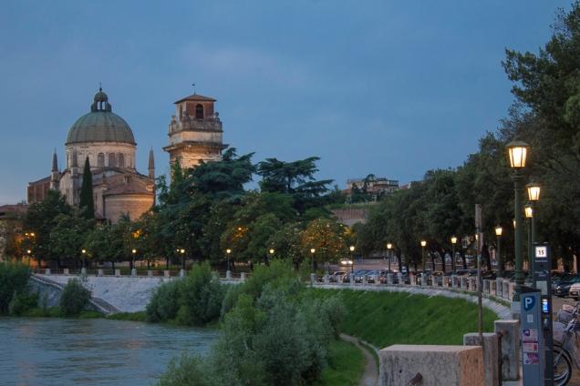 noite em Verona