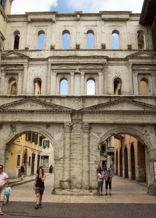 porta borsari Verona