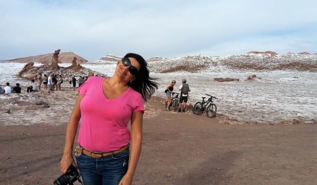 Três Marias Atacama