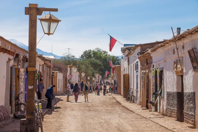 Como é San Pedro do Atacama