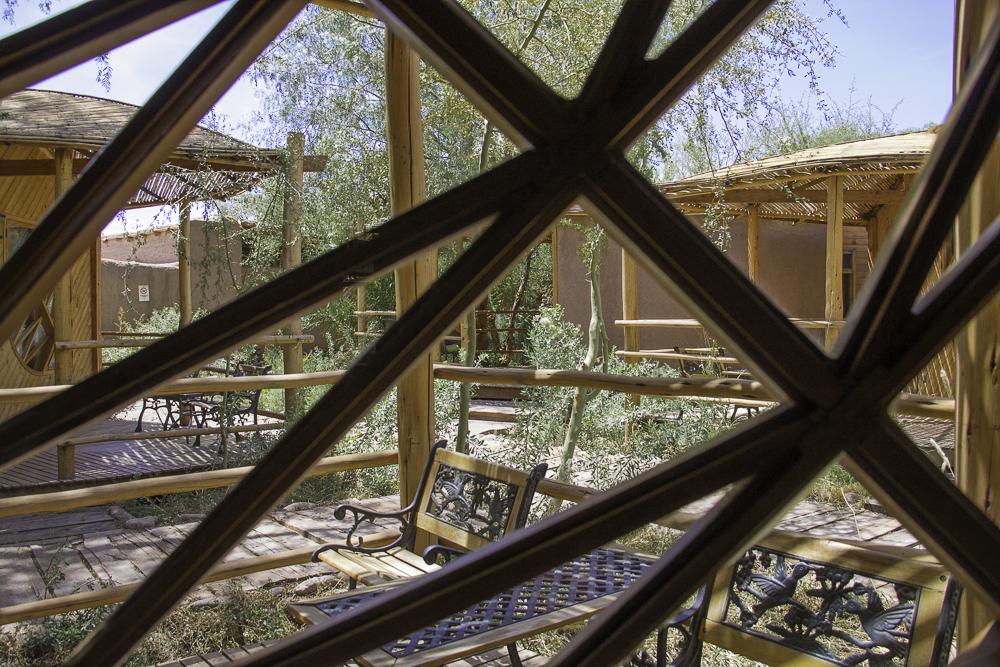 hotel confortável no Deserto do Atacama