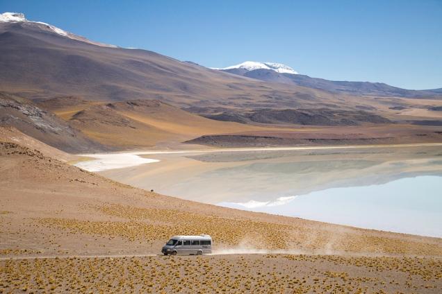 lojas e farmácia no Deserto do Atacama