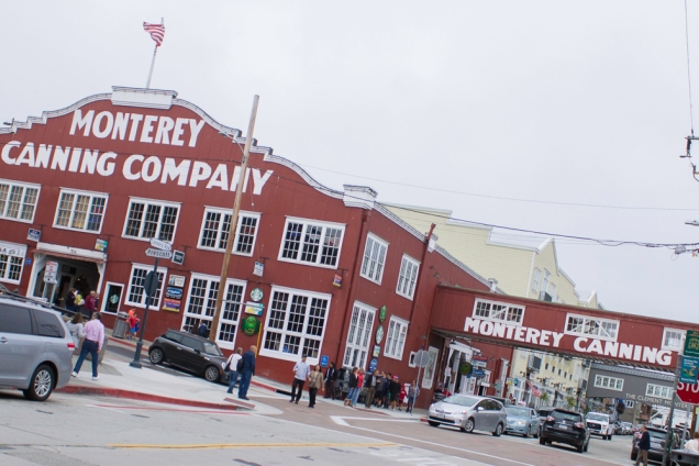 A Cannery Row