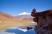 passeio a Piedras Rojas Atacama