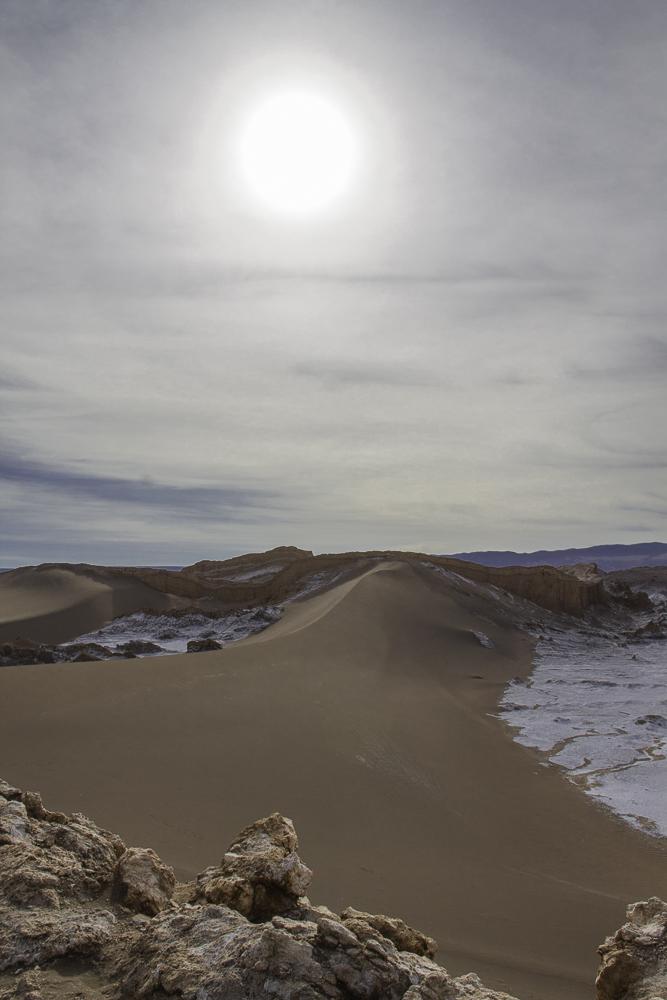 Como é o deserto do Atacama