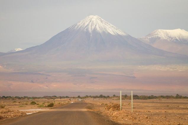 Vulcão Atacama Licancabur