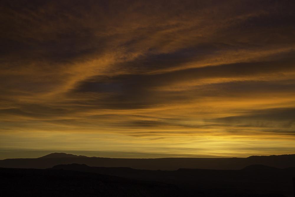 céu no Atacama