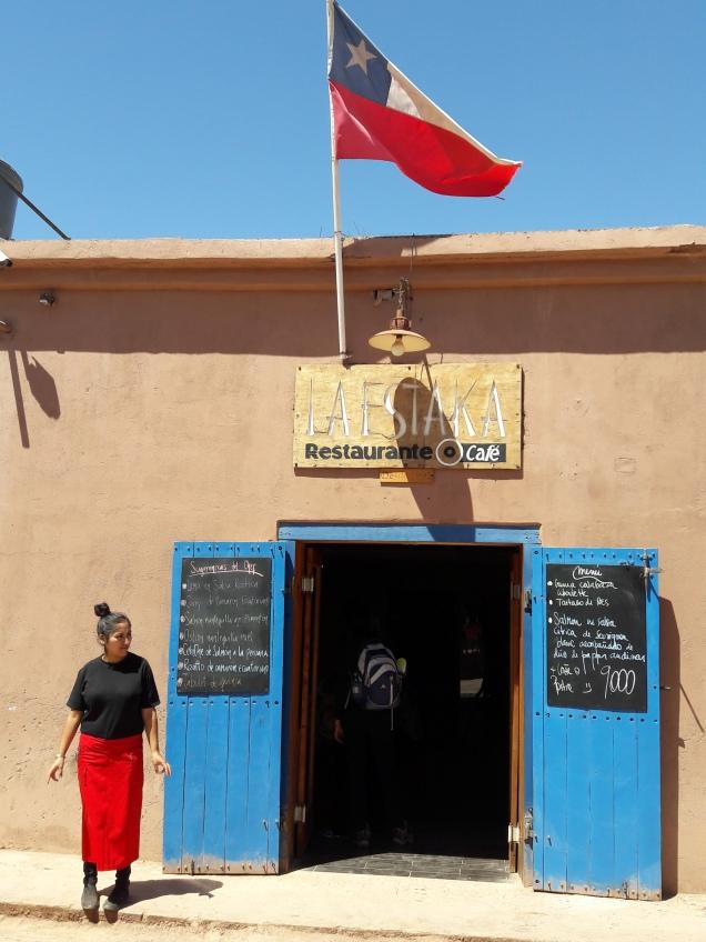 San Pedro Atacama lugares para comer