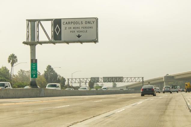 estradas Califórnia