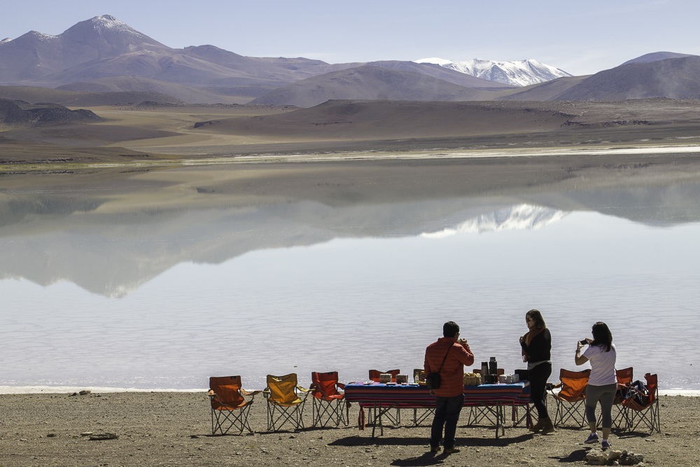 onde comer no deserto do Atacama