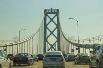 Bay Bridge, em São Francisco