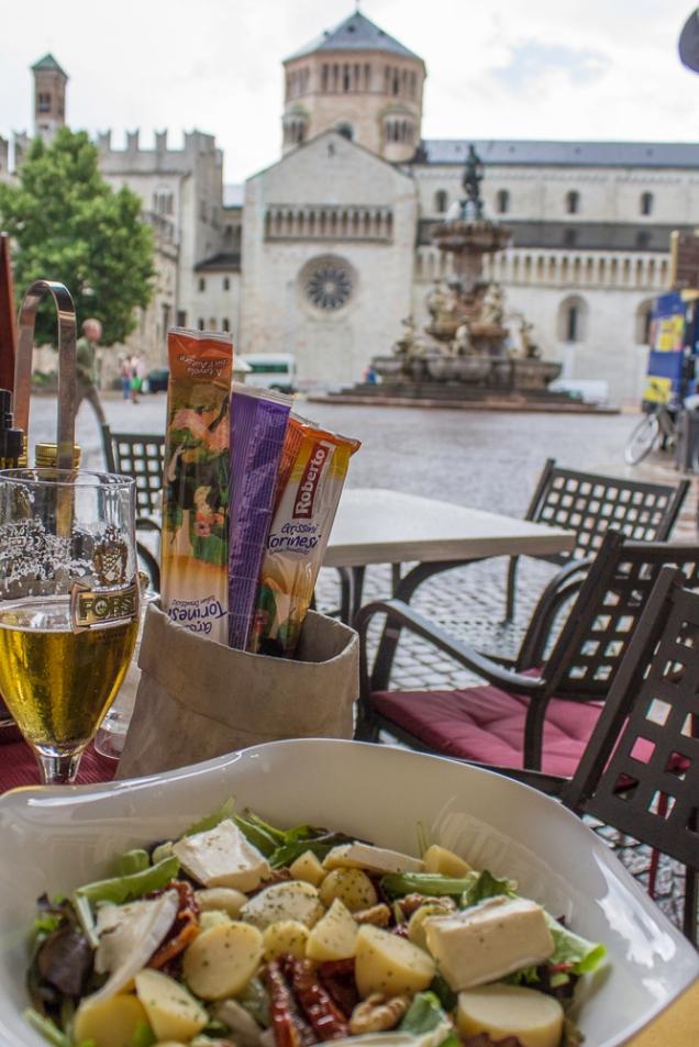 Trento onde comer
