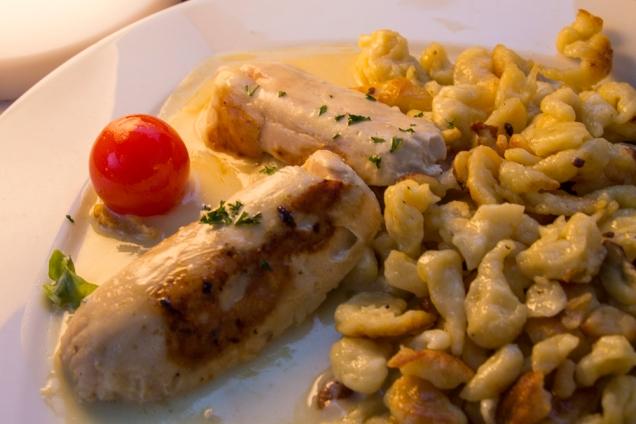 o que comer na Alsácia