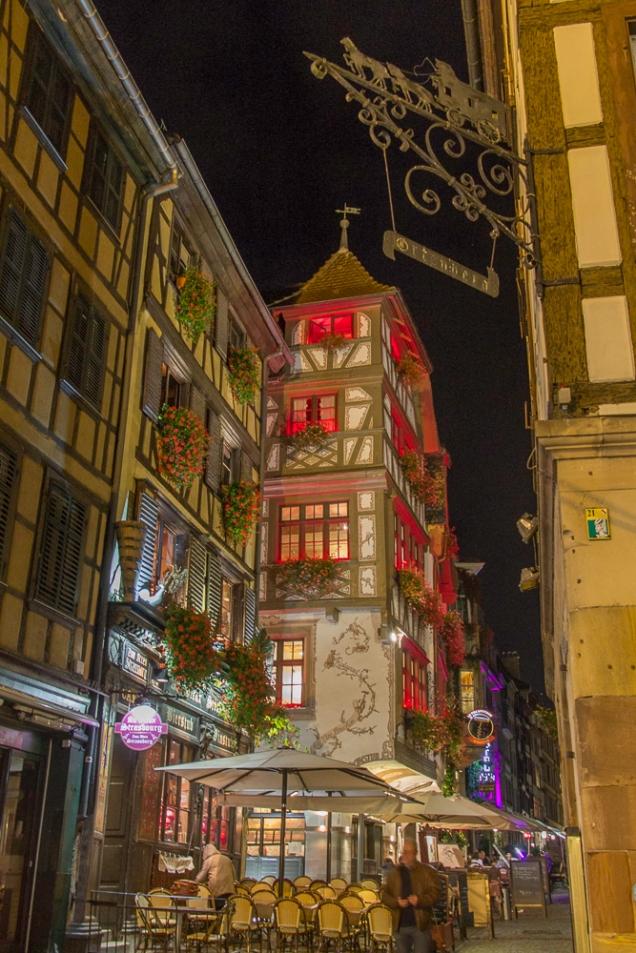 Alsácia compras e restaurantes
