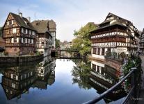 Estrasburgo, região de Alsácia, França